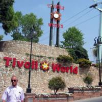 Ingang van Tivoli World
