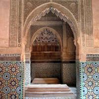 In de Tombes van de Saädieden