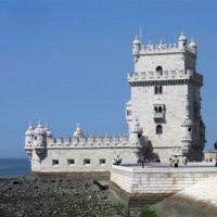 Beeld van de Torre De Belém