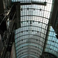 Plafond van het Toronto Eaton Centre