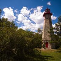 Toren op de Toronto Islands