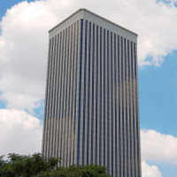 Beeld van de Torre Picasso