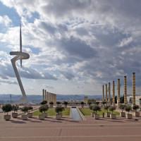 Vergezicht van de Torre Telefonica