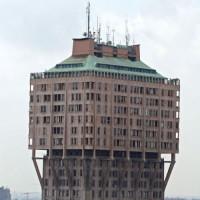 Top van de Torre Velasca
