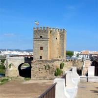 Vergezicht op de Torre de la Calahorra