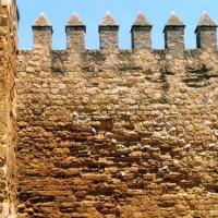 Muren van de Torre de la Calahorra