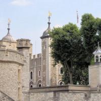 Deel van de Tower of Londen