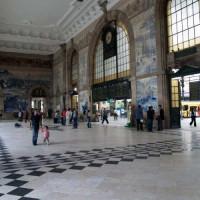 Hal in het Estação de São Bento