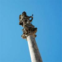Top van de Triunfo de San Rafael