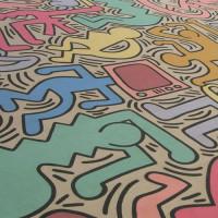 Schilderingen van Keith Haring