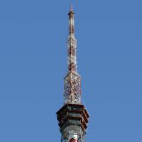 Top van de tv-toren