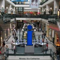 Winkelcentrum in Montreal