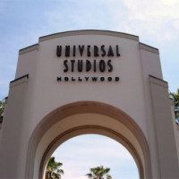 Poort naar Universal Studios