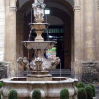 Fontein in Sevilla