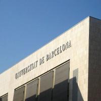 Logo van de Universitat de Barcelona