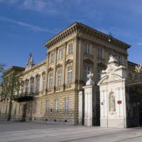 Gebouw van de Universiteit van Warschau