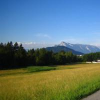 Grasveld aan de Untersberg