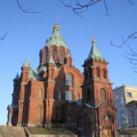 Totaalbeel van de Uspenskikathedraal