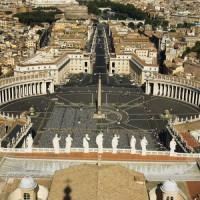 Foto uit Vaticaanstad
