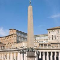 Obelisk in Vaticaanstad