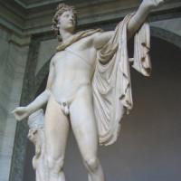Beeld in de Vaticaanse Musea