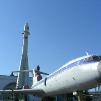 Luchtvaart in het VDNKh