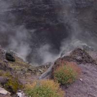 De vulkaan Vesuvius