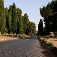 Kasseien van de Via Appia Antica