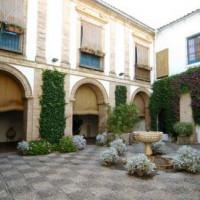 Binnenplaats van het Palacio de Viana