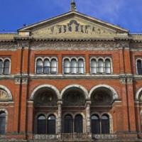 Gevel van het Victoria & Albert Museum