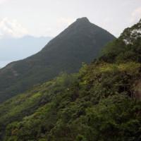 Zicht op Victoria Peak