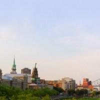 Panorama in Vieux-Montréal