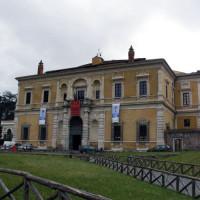 Gevel van de Villa Giulia