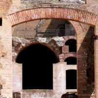 Stuk van de Villa van Hadrianus