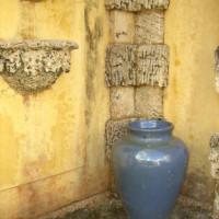 Pot aan de Villa Vizcaya