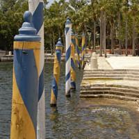 Water aan de Villa Vizcaya
