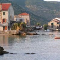 Vis bij Split
