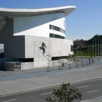 Buiten aan het Estádio do Dragão