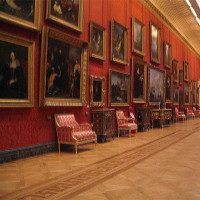 Interieur van de Wallace Collection