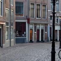 Straatbeeld van de Wallen