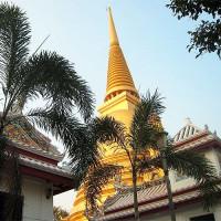 Dak van het Wat Bowonniwet