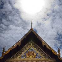 Dak van het Wat Suthat