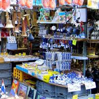 Kraampje op het Waterlooplein