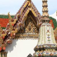 Detail van het Wat Pho