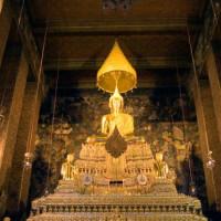 Altaar in het Wat Pho
