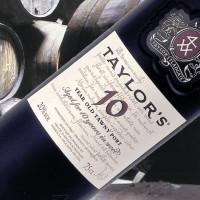 In het wijnhuis Taylor's