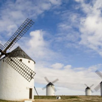Windmolens van Campo de Criptana