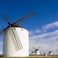 Spaanse windmolen