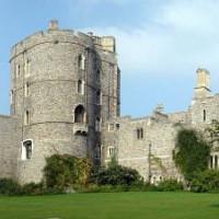 Muren van Windsor Castle
