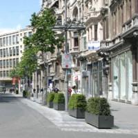 Winkels op de Antwerpse Meir